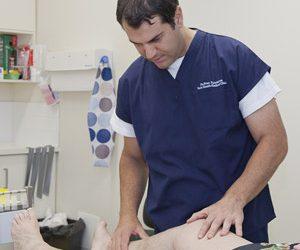 Vein treatment stops nasty complications