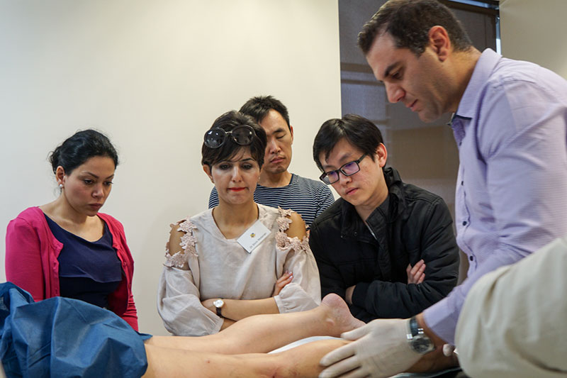 blog sclerotherapy workshop 10