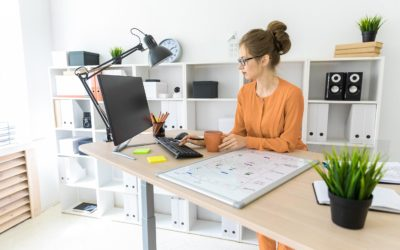 Is the Standing Desk the Answer To Health Problems Associated With Sitting All Day?