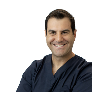 Dr. Peter Paraskevas Phlebologist, Medical Director